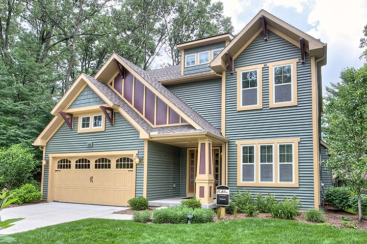 Model homes for sale in michigan