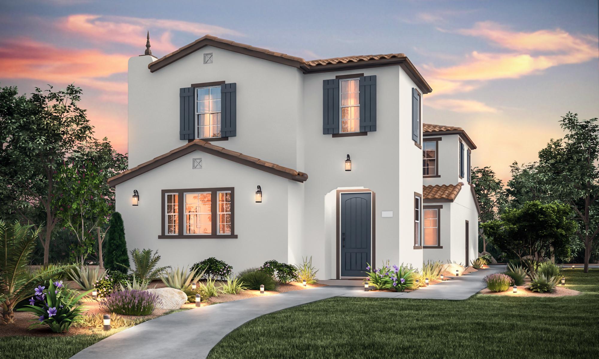 Signature Homes CA - Savannah II_Plan 4_Mission.jpg